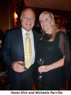 Blog 1 - Dick and Michaela Parrillo