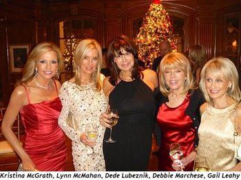 Blog 2 - Kristina McGrath, Lynn McMahan, Dede Lubeznik, Debbie Marchese and Gail Leahy