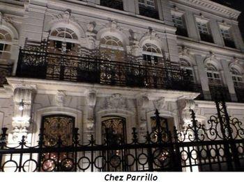 Blog 5 - Chez Parrillo