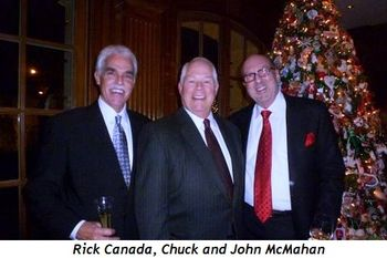 Blog 9 - Rick Canada, Chuck and John McMahan