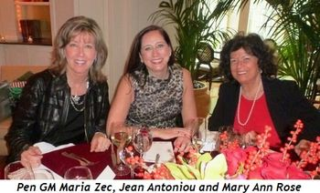 Blog 1 - Pen GM Maria Zec, Jean Antoniou and Mary Ann Rose