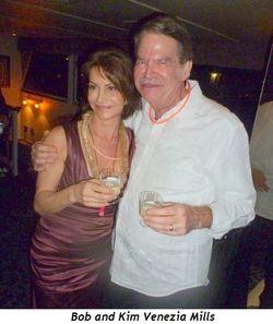 Blog 2 - Bob and Kim Venezia Mills