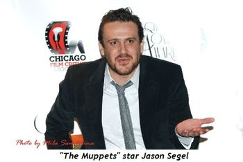 Blog 9 - Muppet's star, Jason Segel