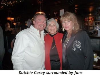 Blog 5 - Dutchie Caray surrounded by fans
