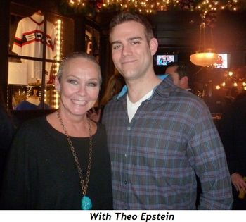 Blog 11 - With Theo Epstein