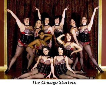 Blog 2 - The Chicago Starlets