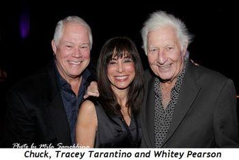 Blog 15 - Chuck, Tracy Tarantino and Whitey Pearson