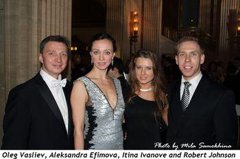 Blog 2 - Oleg Vasliev, Aleksandra Efimova, Itina Ivanove, Robert Johnson