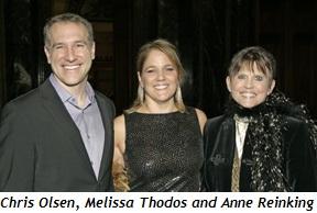 Blog 1 - Chris Olsen, Melissa Thodos and Ann Reinking