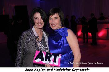 Blog 9 - Anne Kaplan and Madeleine Grynsztein