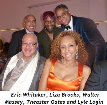 Blog 7 - Eric Whitaker, Liza Brooks, Walter Massey, Theaster Gates and Lyle Login