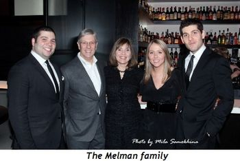 Blog 12 - The Melman Family