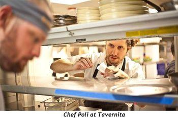 Blog 1 - Chef Poli at Tavernita