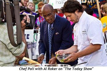 Blog 2 - Chef Ryan Poli on the NBC Today Show