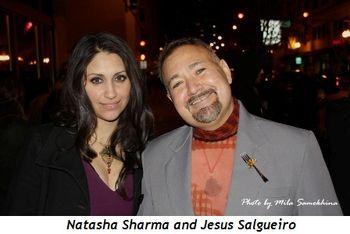Blog 9 - Designer Azeeza Desai Khan and Jesus Salguiero