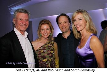 Blog 9 - Ted Tetzlaff, MJ and Rob Fasan and Sarah Beardsley