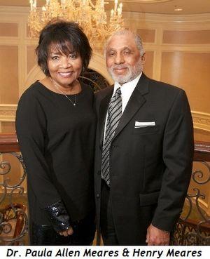 Blog 4 - Dr Paula Allen Meares & Henery Meares