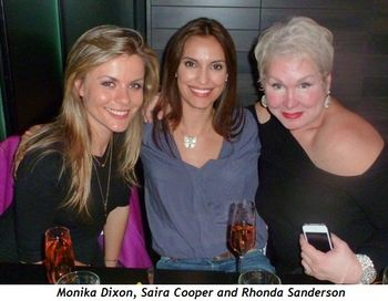 Blog 3 - Monika Dixon, Saira Cooper and Rhonda Sanderson