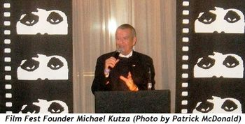 Film Fest Founder Michael Kutza (photo by Patrick McDonald)