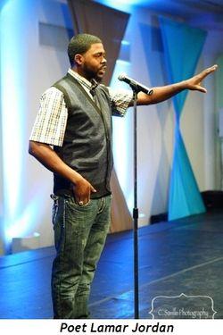 Blog 7 - Poet Lamar Jordan