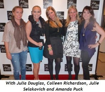Blog 4 - With Julia Douglas, Colleen Richardson, Julie Selakovich and Amanda Puck