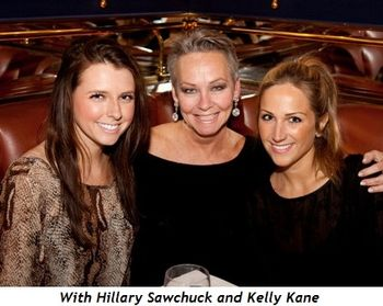 Blog 2 - With Hillary Sawchuk and Kelly Kane
