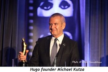 Blog 4 - Hugo founder Michael Kutza