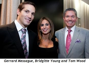 Blog 15 - Gerrard Messague, Bridgitte Young, Tom Wood
