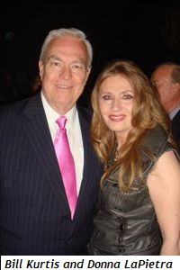 Bill and Donna