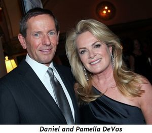 Blog 5 - Daniel and Pamella DeVos