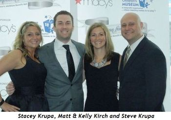 Blog 3 - Stacy Krupa, Matt and Kelly Kirch and Steve Krupa