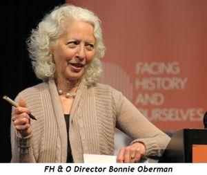 Blog 5 - FH & O Chicago Director Bonnie Oberman