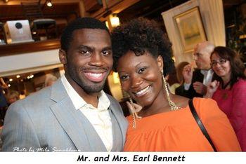 Blog 3 - Mr. and Mrs. Earl Bennett