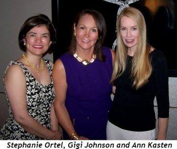 Blog 3 - Stephanie Ortel, Gigi Johnson, Ann Kasten