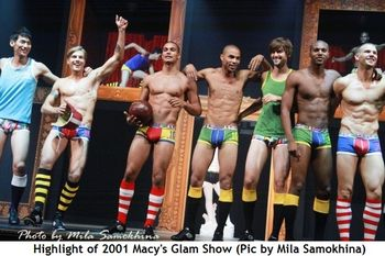 Blog 3 - Highlight of 2011 Macy's Glam Show