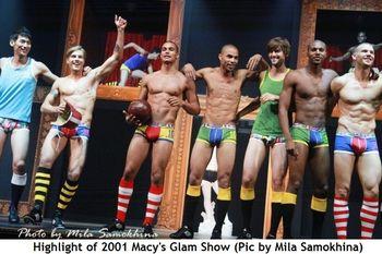 Blog 3 - Highlight of 2011 Macy's Glam Show