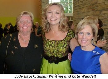 Blog 2 - Judy Istock, Susan Whiting and Cate Waddell
