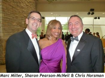 Blog 7 - Marc Miller, Sharon Pearson-McNeil and Chris Horsman