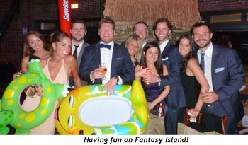 Blog 5 - Having fun on Fantasy Island!