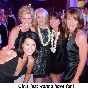 Blog 10 - Girls just wanna have fun!