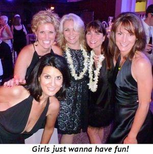Blog 10 - Girls just wanna have fun!