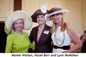 Blog 2 - Mamie Walton, Hazel Barr and Lynn McMahan