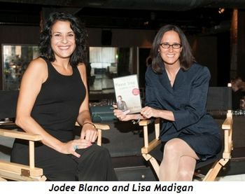 Jodee Blanco and Lisa Madigan
