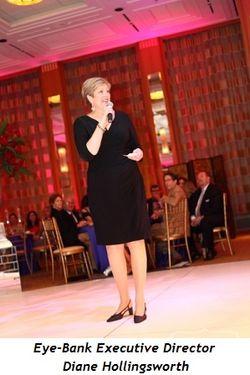 Blog 2 - Eyebank Executive Director Diane Hollingsworth