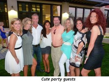 Blog 8 - Cute party guests