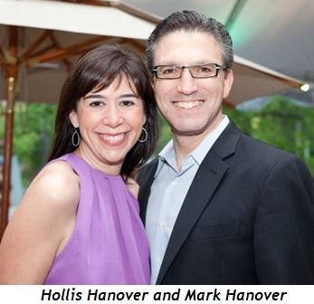 Blog 4 - Hollis Hanover (Auxiliary Board member) and Mark Hanover