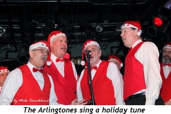 Blog 11 - Part of the Arlingtones Choir