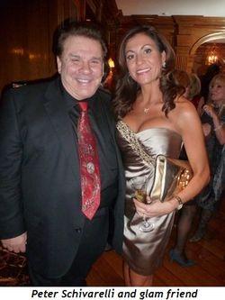 Blog 6 - Peter Schivarelli and glam friend