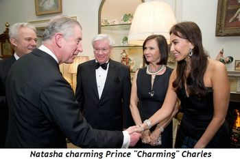"""Blog 1 - Natasha charming Prince """"Charming"""" Charles"""