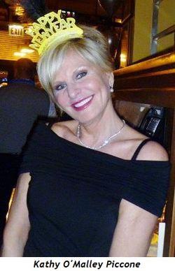 Blog 1 - Kathy O'Malley Piccone